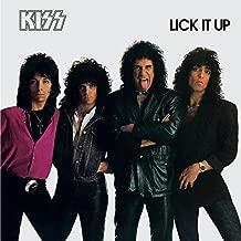 kiss lick it up vinyl