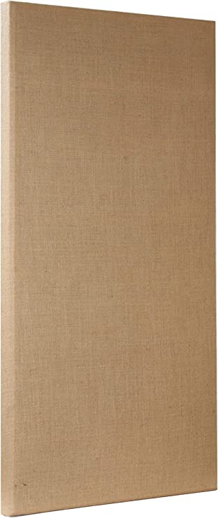 ATS Acoustic Panel 24x48x2 Inches, Beveled Edge