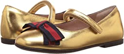 Gucci Kids Cindy Ballerina (Toddler)