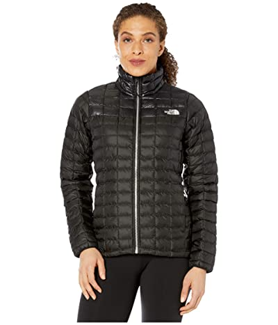 The North Face ThermoBalltm Eco Jacket (TNF Black Matte Shine) Women