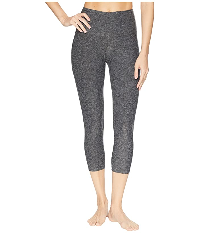 The North Face Motivation High-Rise Crop Pants (TNF Dark Grey Heather) Women