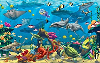 Ocean Adventure 100 Piece Jigsaw Puzzle by SunsOut