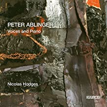 peter ablinger voices and piano