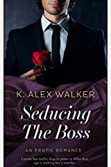 Seducing The Boss: A Contemporary Holiday Romance (The Boys From Chapel Hill Book 1) Kindle Edition