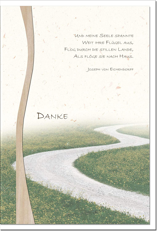 MetALUm Danksagungskarten TRAUER   Weg   25 Karten   1525030 B01BP97QX8   Internationale Wahl