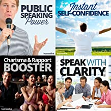 Amazing Public Speaking Hypnosis Bundle (Let Your Words Make a Difference, with Hypnosis)