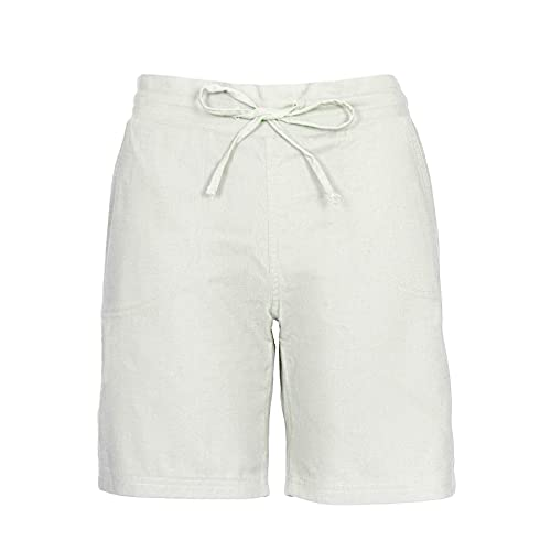 5a39d3868fb98b Ladies Linen Shorts: Amazon.co.uk