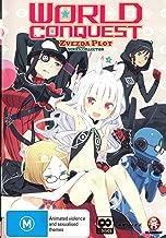 World Conquest Zvezda Plot - Series Collection Sekai Seifuku: Bouryaku no Zvezda  NON-USA FORMAT, PAL, Reg.4 Australia