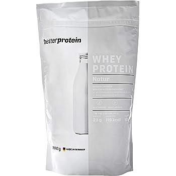 Mercadona Eiweißprotein wie zur Gewichtsreduktion