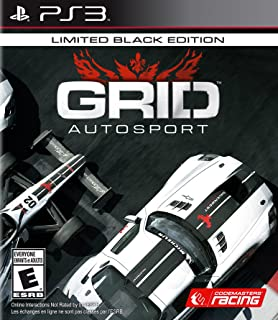 GRID Autosport - Playstation 3 Black Edition