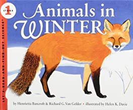 Animals in Winter (Let's-Read-and-Find-Out Science. Stage 1)
