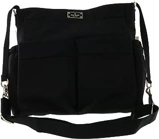 Kate Spade New York Blake Avenue Adamson Baby Bag Diaper Bag (Black)