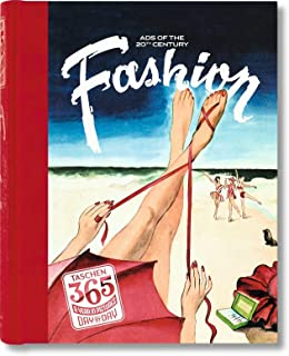 TASCHEN 365 Day-by-Day. Fashion Ads of the 20th Century (German Edition)