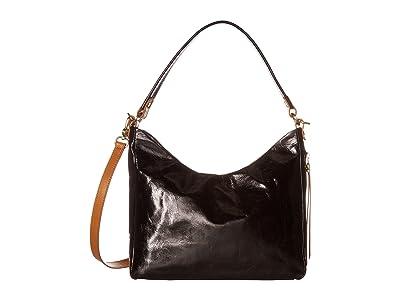 Hobo Delilah (Black 2) Handbags