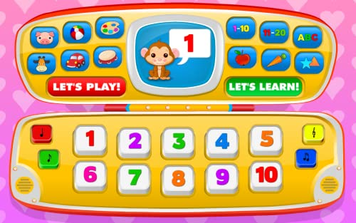 Preschool All-In-One Learning – Magic Laptop: School Adventure A to Z: Basic Skills Games for Kids - Learn to Read and Count with Animals (160 Interactive Flash Cards – Educational Toy for Baby, Toddler & Kindergarten by Abby Monkey®