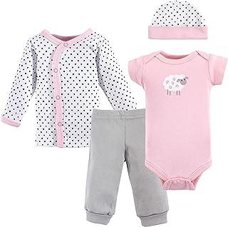 Unisex Baby Cotton Preemie Layette Set