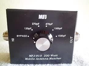 MFJ Enterprises Original MFJ-910 Mobile Antenna Matcher 10-80 Meters