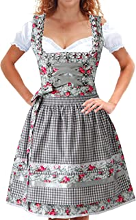 Exclusive Authentic Bavarian Oktoberfest Trachten Halloween Dress