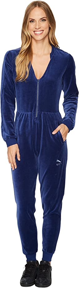 PUMA - Velour T7 Jumpsuit