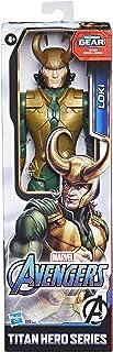 Marvel Avengers Titan Hero Series Blast Gear Loki Action Figure, 30-cm Toy, Inspired by the Marvel Universe, For Children ...