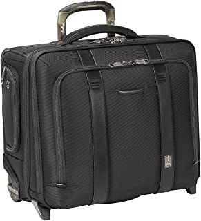 Crew Executive Choice 2 Wheeled Brief bag, 17-in with USB port