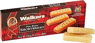 Walkers Pure Butter Shortbread Fingers, 150 gm