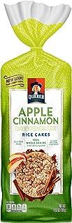 Quaker Rice Cake, Apple Cinnamon, 6.53 oz Bag