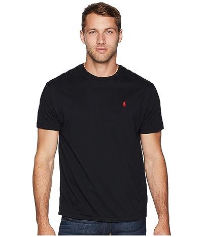 Polo Ralph Lauren Classic Fit Crew T-Shirt (RL Black) Men