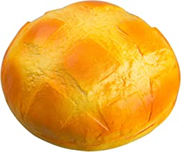 BeYumi Jumbo Slow Rising Toy, Jumbo Squishy Pineapple Cream Scented Bread Decompression Squeeze Toys for Collection Gift, Decorative Props Large or Stress Relief