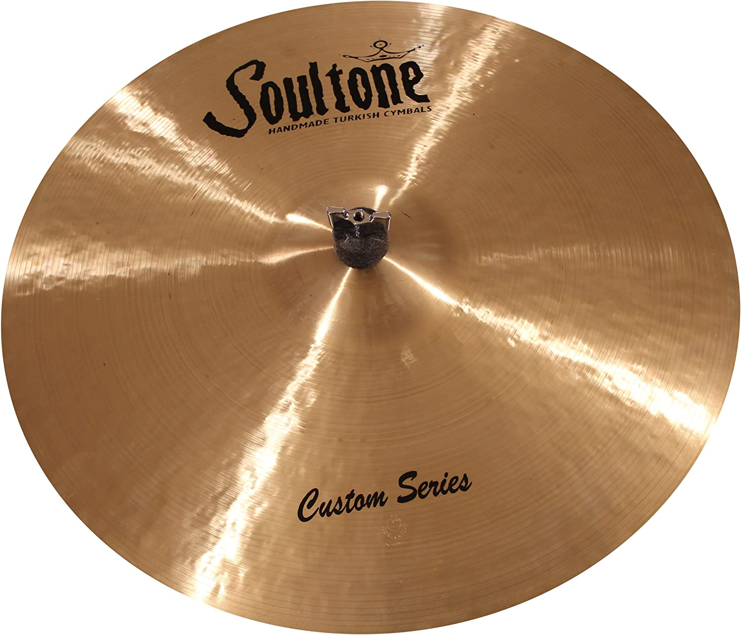 Soultone Cymbals New Shipping Free CST-CRR21-21