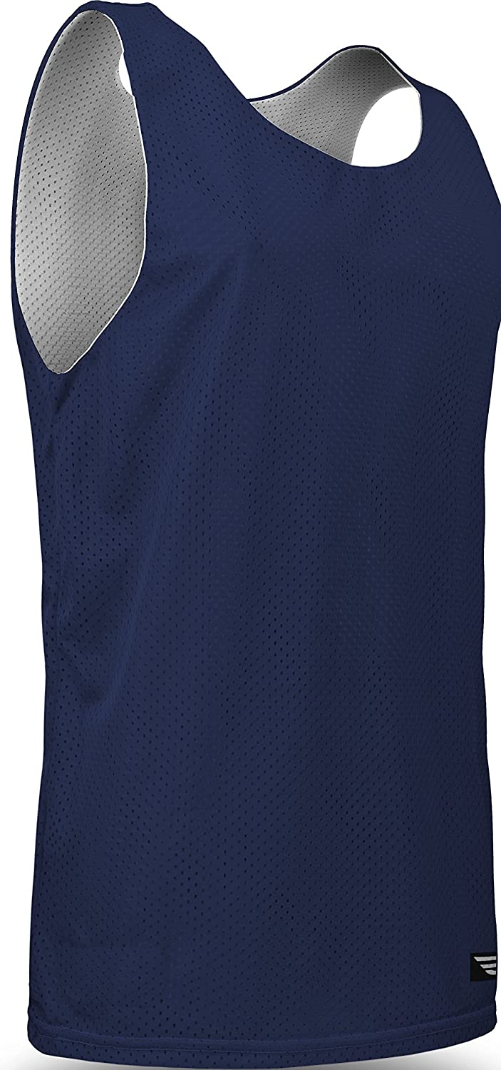 Max 53% New York Mall OFF Game Gear Reversible Mesh Workout Gym Jersey Tank To Basketball