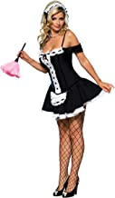 Secret Wishes Sexy Dust Bunny Maid Costume