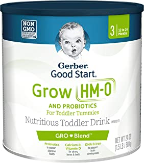 similac sensitive vs gerber good start