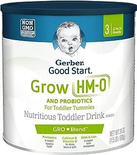 Gerber 嘉宝 Good Start Grow婴幼儿奶粉3段24盎司(680g)