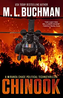 Chinook: a political technothriller (Miranda Chase Book 6)