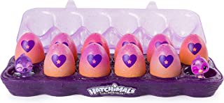 Hatchimals CollEGGtibles,  12 Pack Easter Egg Carton with Exclusive Season 4 Hatchimals CollEGGtibles, for Ages 5 and Up (Styles and Colors May Vary)