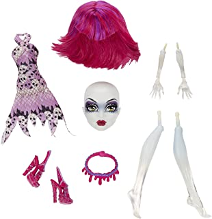 Monster High Create-a-Monster Ghost Girl Add-On Accessory Parts