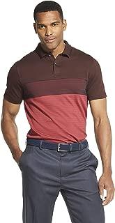 Men's Flex Short Sleeve Stretch Colorblock Polo Shirt