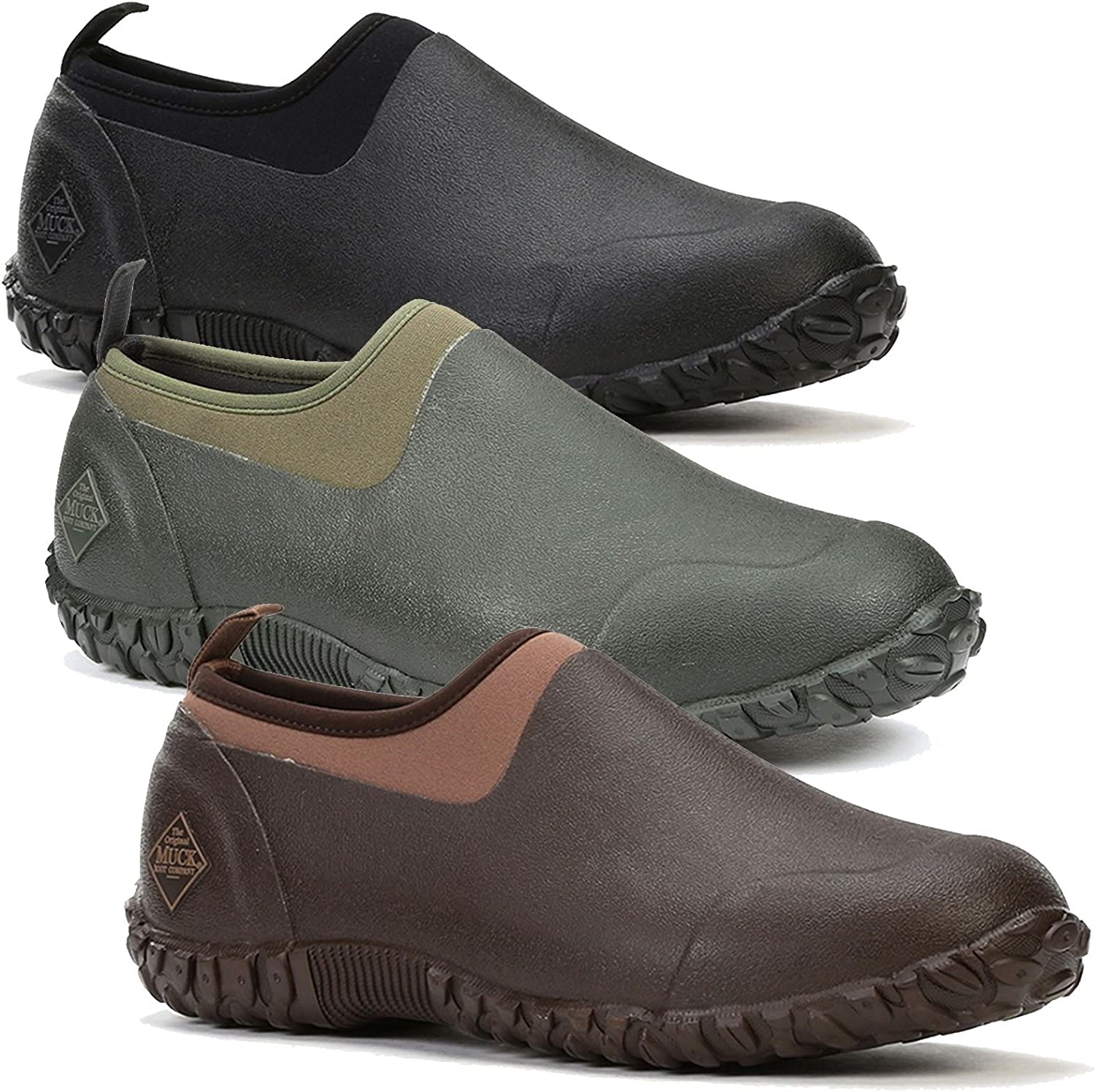 Mens Muckmaster Riding Farm Stable Yard Barn Garden Outdoor Low Ankle shoes