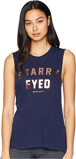 Starry Eyed Rocker Tank Top