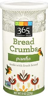 365 Everyday Value, Panko Bread Crumbs, 8 Ounce