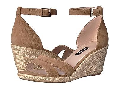 Nine West Jabrina Espadrille Wedge Sandal (Natural) Women