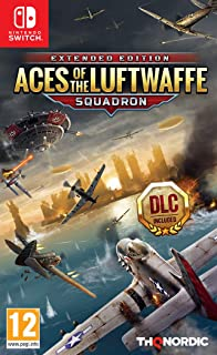 Aces of the Luftwaffe - Squadron Edition - Nintendo Switch (Nintendo Switch)