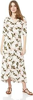 Maive & Bo Women's Harper Maternity & Nursing Wrap Dress in