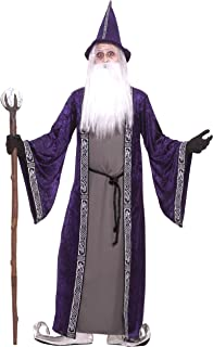 Forum Novelties Men's Wizard Adult Costume