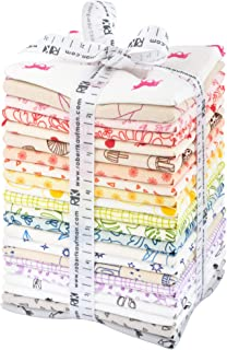 On The Lighter Side 22 Fat Quarters Robert Kaufman Fabrics FQ-1465-22