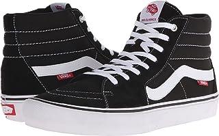 [VANS(バンズ)] メンズスニーカー?靴 SK8-Hi Pro Black/White 9 (27cm) D - Medium [並行輸入品]
