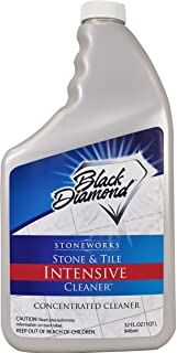Stone & Tile Intensive Cleaner: Concentrated Deep Cleaner, Marble, Limestone, Travertine, Granite, Slate, Ceramic & Porcelain Tile. (1, Quart)