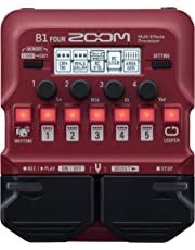 ZOOM ズーム ベース用マルチエフェクツ・プロセッサー B1 FOUR