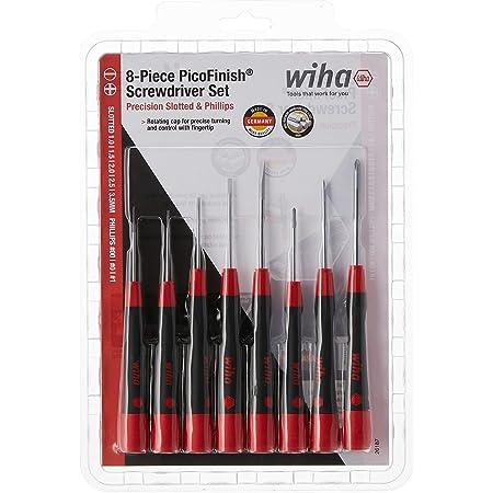 WIHA Feinschraubendreher PicoFinish/® 261P PH 000//40 mm Phillips